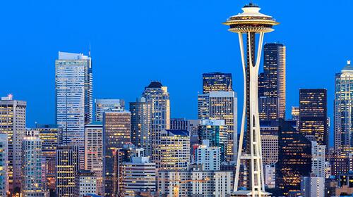 Downtown Seattle, WA